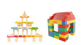 Byggeklosser og byggesett