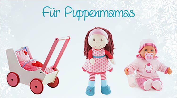 Puppen & Zubehör als Geschenk für Weihnachten