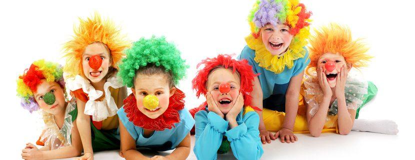 Karnevalkostüme für Kinder
