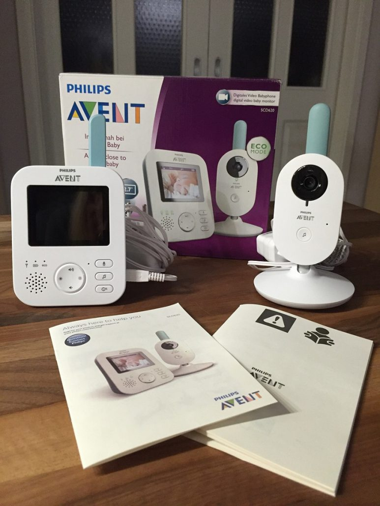 Philips Avent Babyphone im Überblick