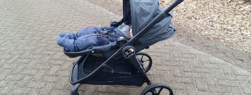Babyjogger Sportwagen city premier seitlich