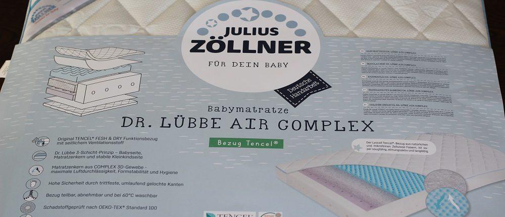 Julius Zöllner Matratze Dr. Lübbe Air Complex 70x140 cm