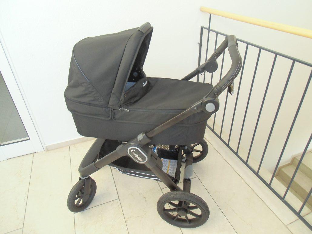 Emmaljunga Kinderwagen nxt90f