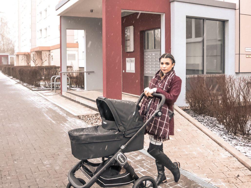Emmaljunga Kinderwagen Testbericht von Shado