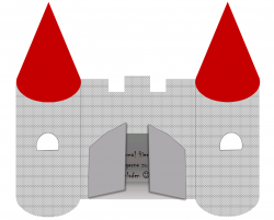 Burg basteln