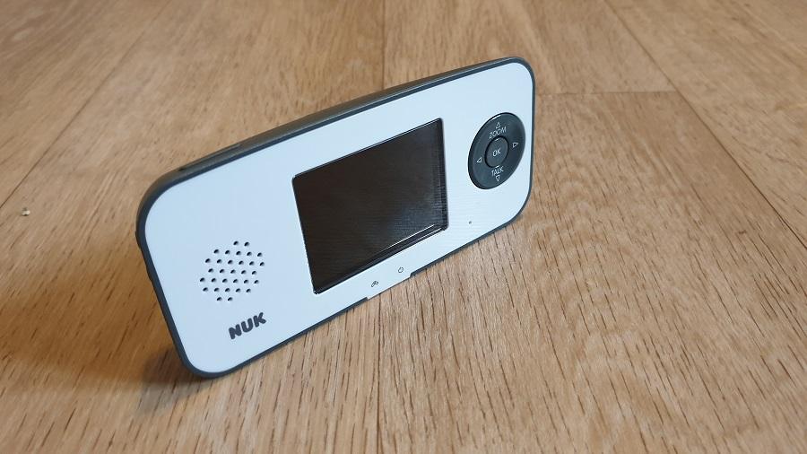 NUK Babyphone Eco Control Video Display 550VD – Testbericht