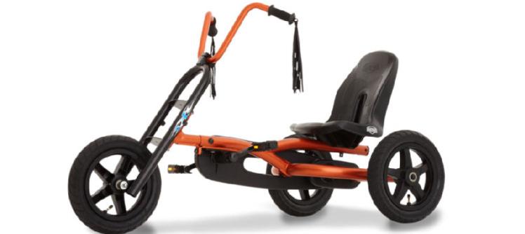 BERG Pedal Go-Kart Choppy