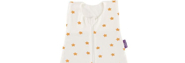 Träumeland Schlafsack Sterne