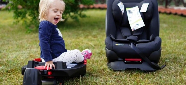 hauck Kindersitz varioguard Plus Edition 1