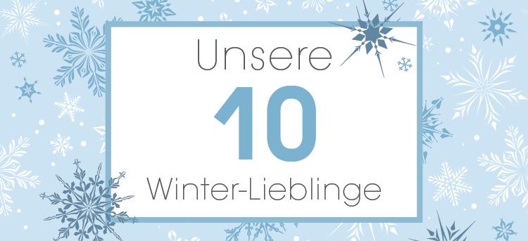 Winter-Lieblinge 2021