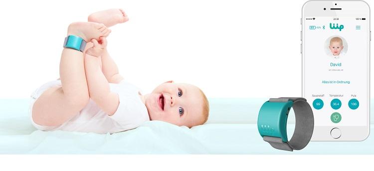 Wearables für Babys und Kinder