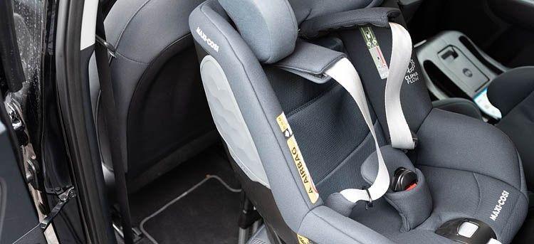Maxi Cosi Kindersitz Stone Kopfstütze max. Auszug