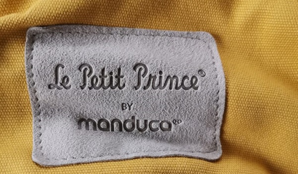 manduca Puppentrage DollCarrier by Le Petit Prince®